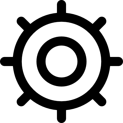 Wheel Ship Controller Icons Free Download
