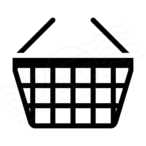 Iconexperience I Collection Shopping Basket Icon
