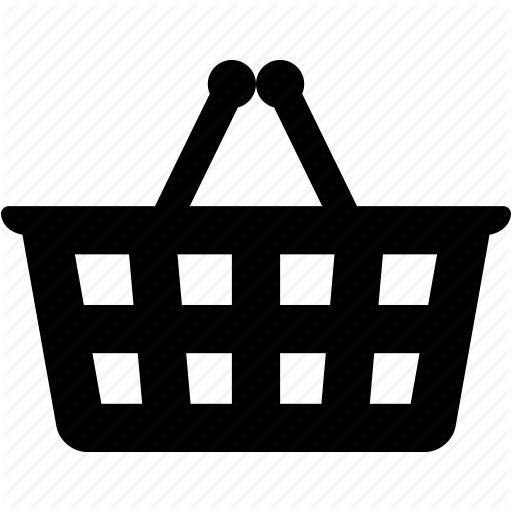 Shopping Basket Icon Png Png Image