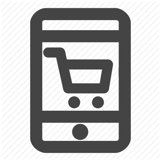 Mobile Payment, Order, Payment, Shopping, Shopping Car Icon