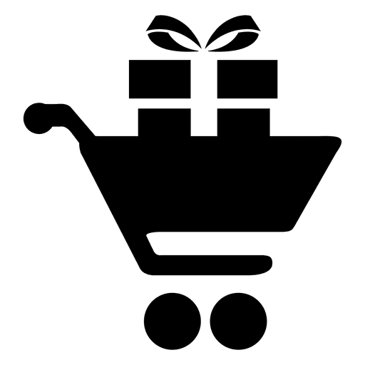 Gifts In Shopping Cart