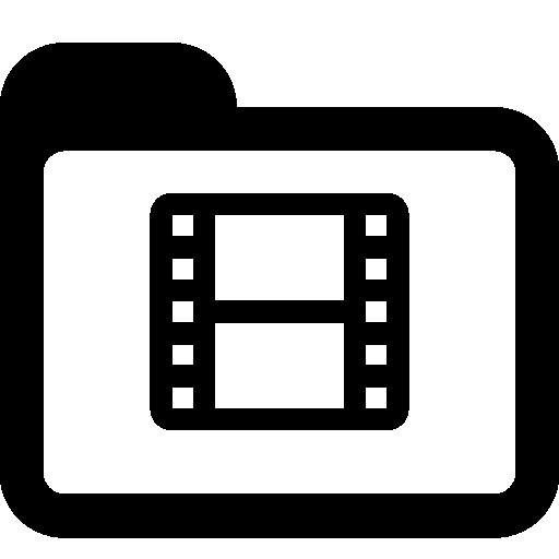 Folders Movies Folder Icon Windows Iconset