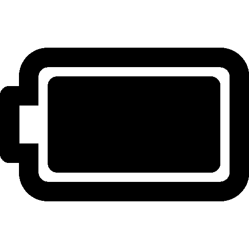 Mobile Full Battery Icon Windows Iconset