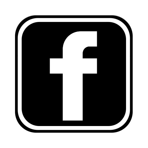 Facebook Icon Transparent Black Color Iconsbless