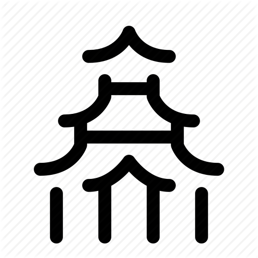 Asia, Building, China, Dream, Sightseeing, Travel, Trip Icon