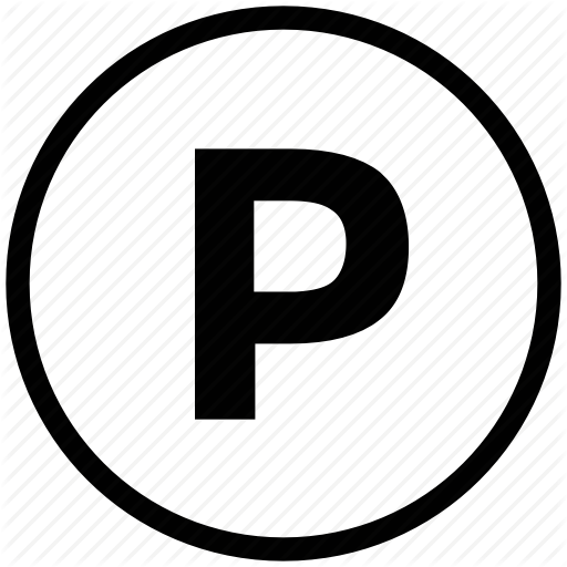 Car, Car Parking, Parking, Parking Sign, Road Sign, Traffic Sign Icon