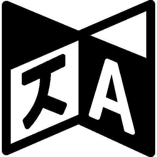 Language Flat Icon