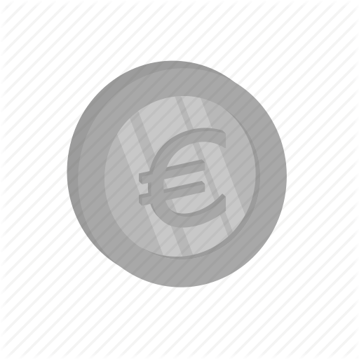 Cash, Currency, Eoru, Money, Silver Icon