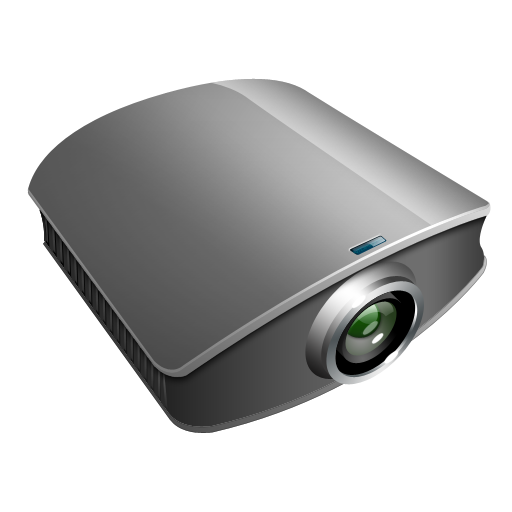 Projector Silver Icon Free Download As Png And Formats
