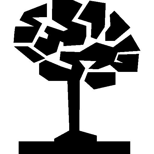 Tree Brain Conceptual Symbol Icons Free Download