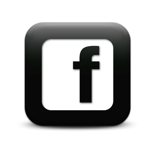 Facebook Grayscale Logo Png Images