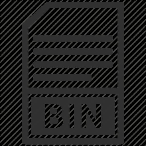Bin, File, Formate Icon