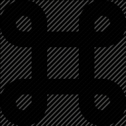 Cmd, Key, Mac, Os, Raw, Simple Icon