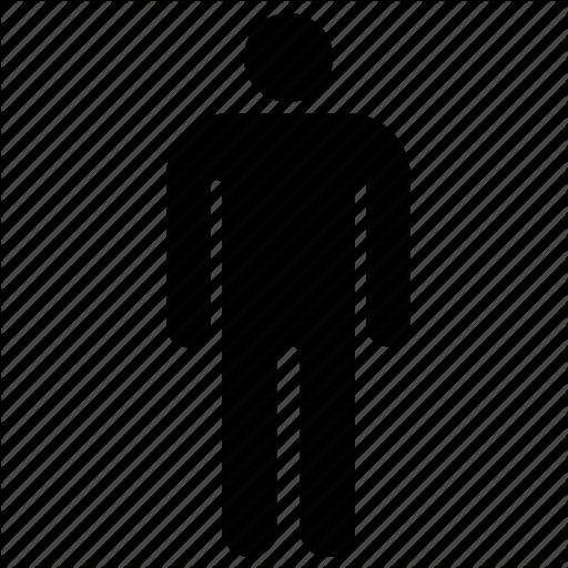 Single Person Icon