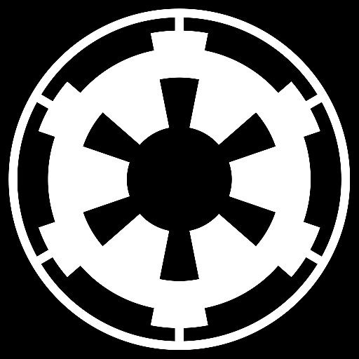 Galactic Empire Logo Galactic Empire Star Wars