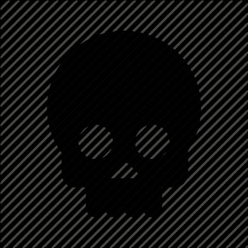 Dead, Death, Skeleton, Skull Icon