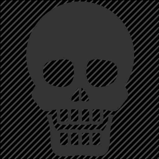 Anatomy, Dead, Death, Halloween, Organ, Skeleton, Skull Icon