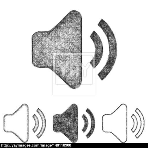 Volume Icon Set