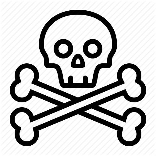 Skull And Crossbones Transparent Png Pictures