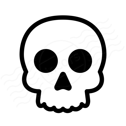 Group Of Skull Icon