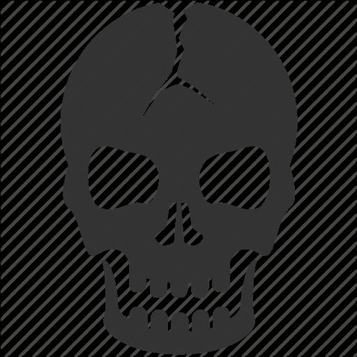 Danger, Death, Evidence, Halloween, Horror, Scary, Skull Icon