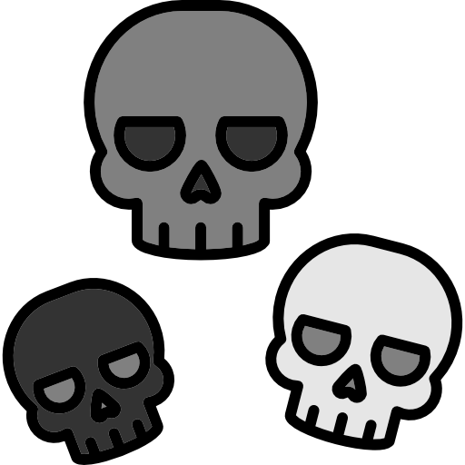 Skulls Icon