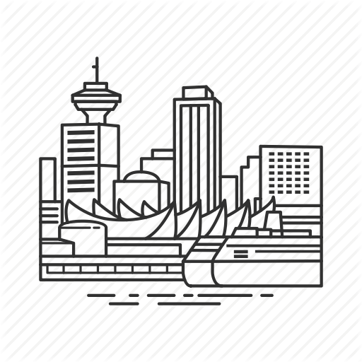 Key Skyline City Icon