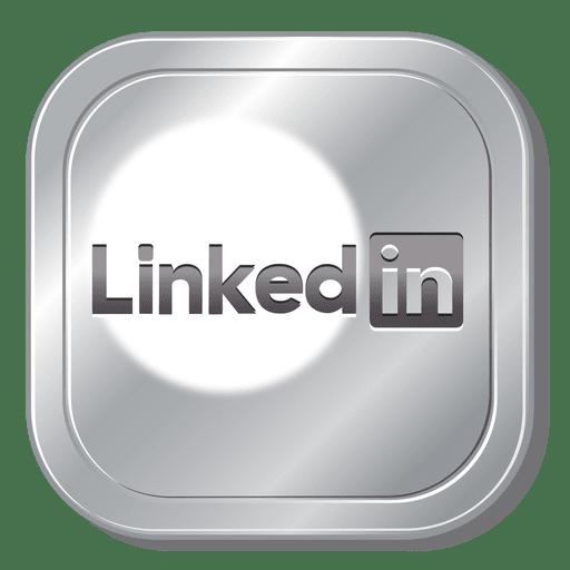 Linkedin Square Icon