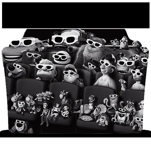 Pixar Icon Folder Pack
