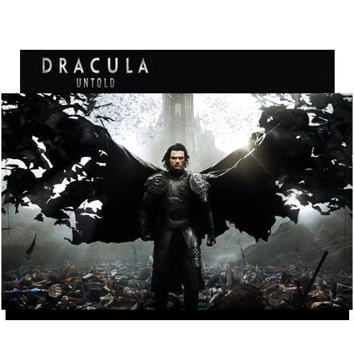 Dracula Untold Folder Icon
