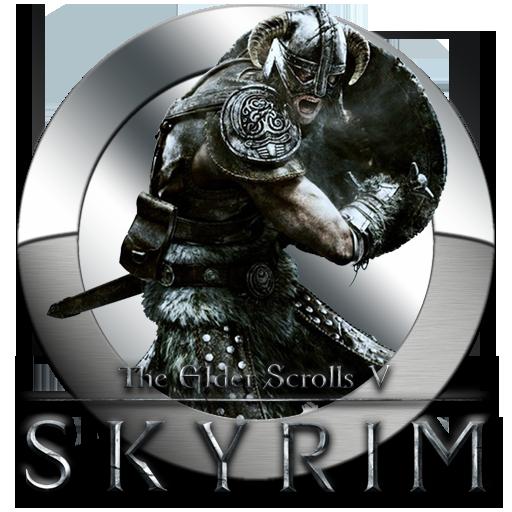 Skyrim Logo Transparent