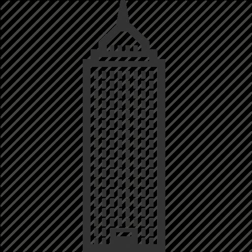 Skyscraper Icon Symbol