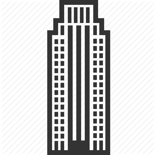 Apartment, Building, City, House, Office, Skyscraper, Tower Icon