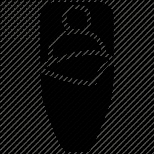Bag, Bag Sleeping, Bedroll, Sleeping Bag, Travel Sleeping Icon
