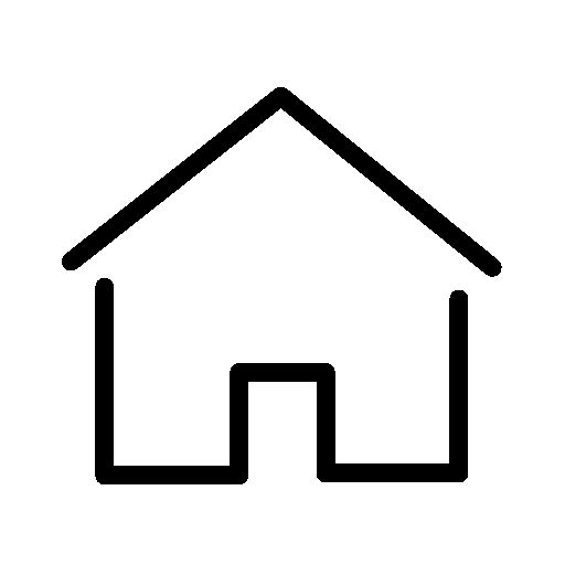Simple House Thin Free Vector Icons Designed