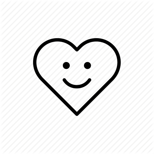 Emoji, Emoticon, Face, Heart, Love, Smiley, Smiling Icon