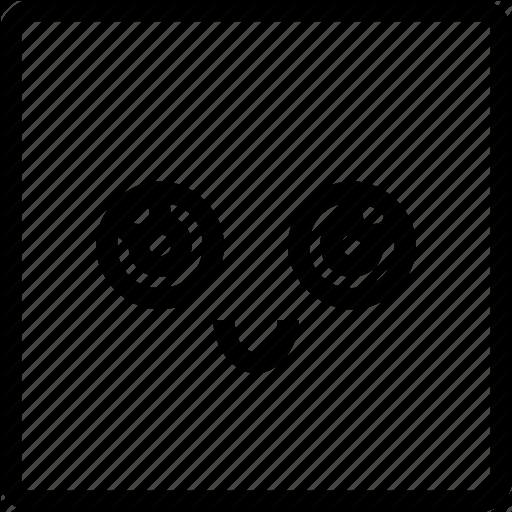 Avatar, Emoji, Emotion, Face, Feeling, Like, Smile Icon