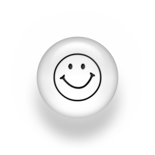 Smiley Face Black And White Happy Smiley Face Icon Icons Etc