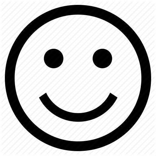 Smiling Face Icon At Getdrawingscom Free Smiling Face Icon Images