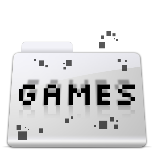 Games Folder Smooth Icon Free Search Download As Png
