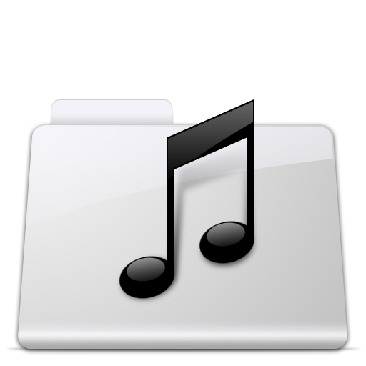 Music Folder Smooth Icon Free Search Download As Png