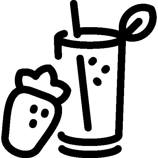 Fresh Smoothie Icons Free Download