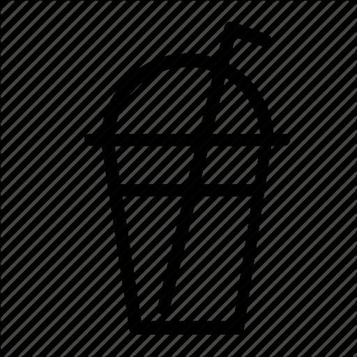 Milkshake, Smoothie Icon