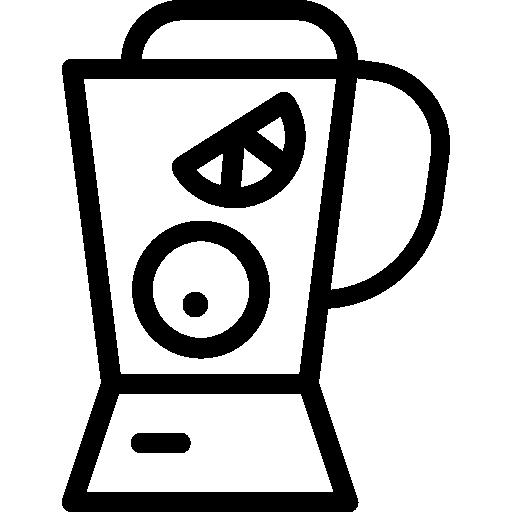 Blend, Drink, Blender, Mixer, Juice, Hand Drawn, Smoothie Icon