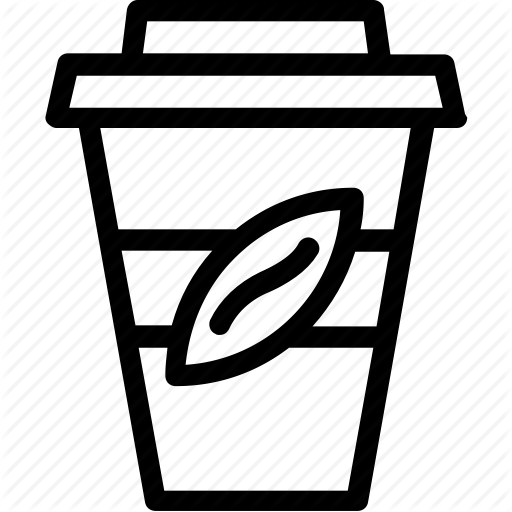 Coffee Cup, Cold Coffee, Cup, Paper Cup, Smoothie Icon