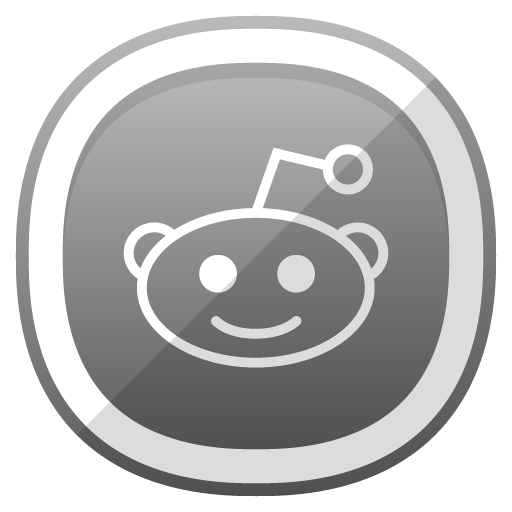 Reddit Icon Free Cute Shaded Social Iconset Designbolts