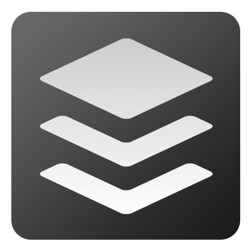 Buffer Icon Flat Gradient Social Iconset Limav