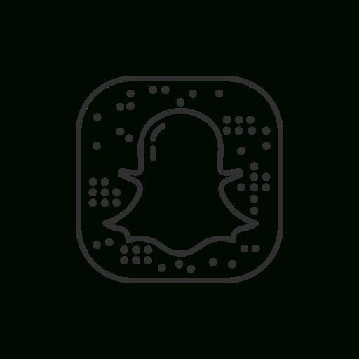 Trend Snapchat, Snapchat Button, Snapchat Logo, Social Media Icon