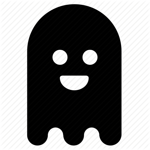 Emoticon, Face Emoji, Ghost, Halloween, Phantom, Snapchat Icon