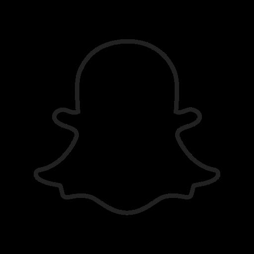 Snapchat, Social Network Icon Free Of Social Media Logos I